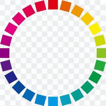 彩色圖表2 d