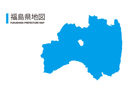 福島縣_地圖