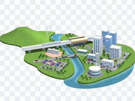 Cityscape (townscape) -5