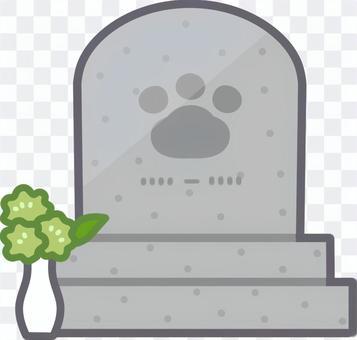 動物のお墓