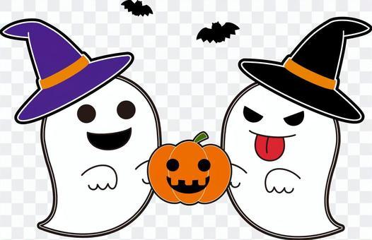 南瓜和鬼魂2