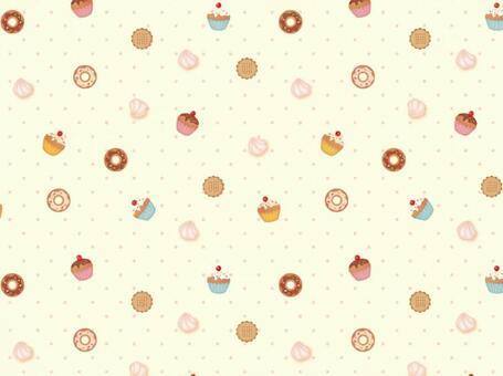 Polka dot pattern and sweet pattern 5