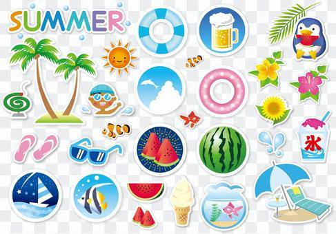 夏季項目各種(附加版本)