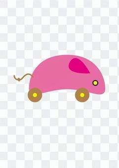 鼠標(粉色)
