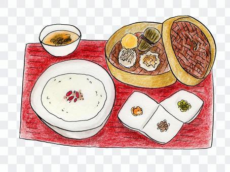 烹飪菜-2