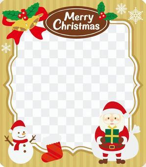 フレーム_クリスマス-09