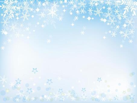 雪Crystal_Winter背景新1