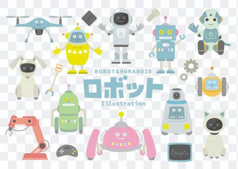 ロボットSET