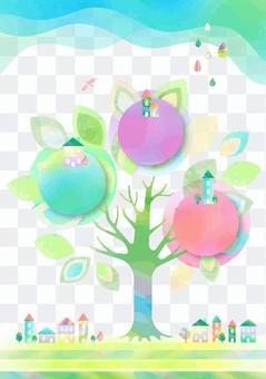 Tree illustration 2