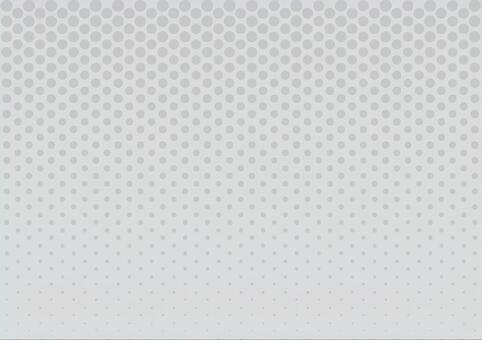 Dot background gray