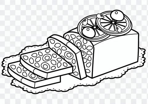 白蘭地蛋糕-1c