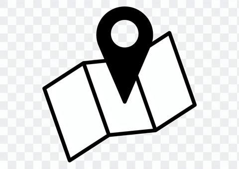 マップ 地図 アイコン