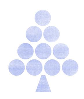Tree (blue)