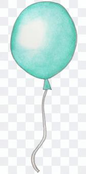 氣球(翡翠綠)