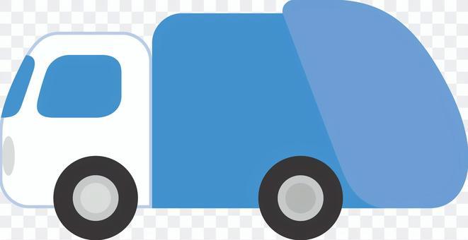 簡單的垃圾車