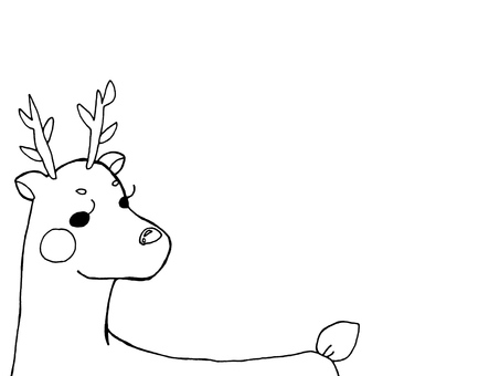 馴鹿1之1
