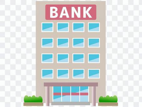 銀行,建設