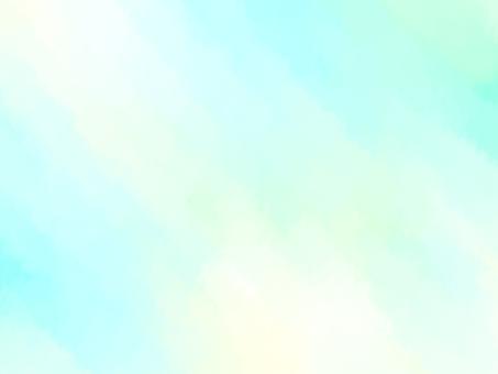 夢幻般的漸變背景,淺藍色和黃色