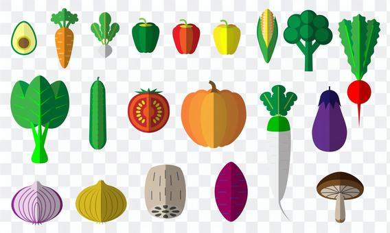20種菜地