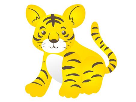 Cute tiger 1 tiger 2022 zodiac
