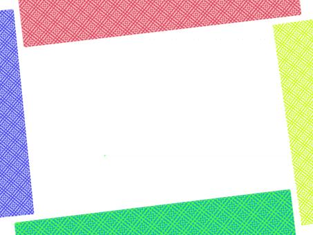 摺紙框架 2
