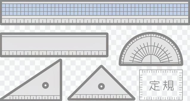 Ruler set