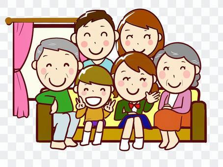 chacha Family Family 14