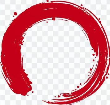 圓刷(紅色)