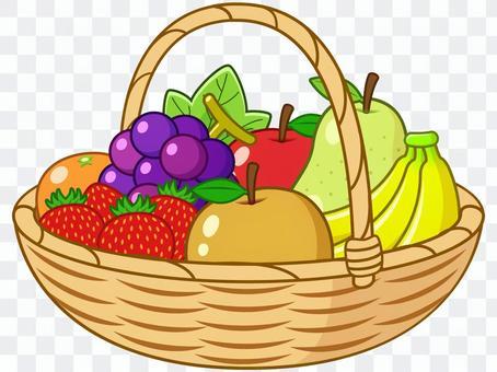 籃素水果2