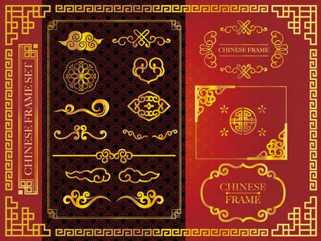 中國設計框架集