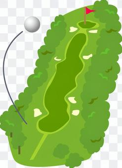 148 Golf course 2