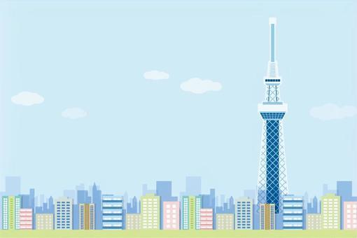 Scenery Tokyo Sky Tree