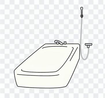Bath Shower Bathing Water Simple