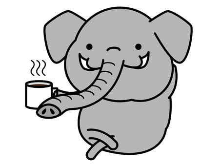 코끼리 브레이크 타임