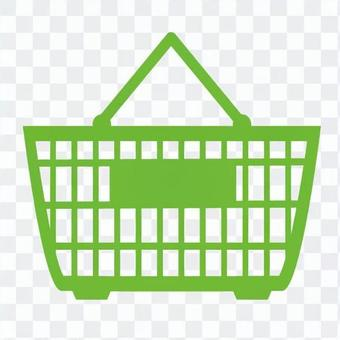 购物篮(绿)