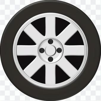 轮胎/车轮
