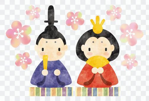 Hina Matsuri /公主裝飾