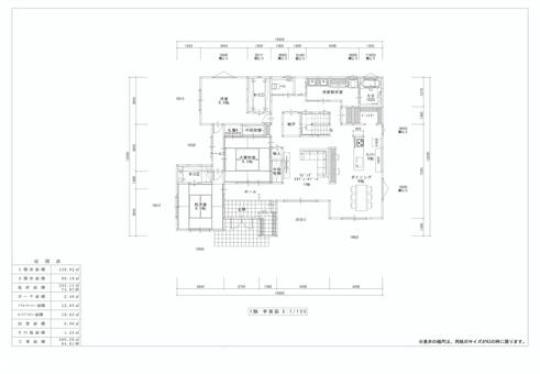 平面圖016 74坪1樓