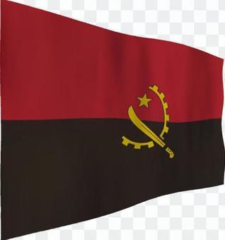 安哥拉國旗