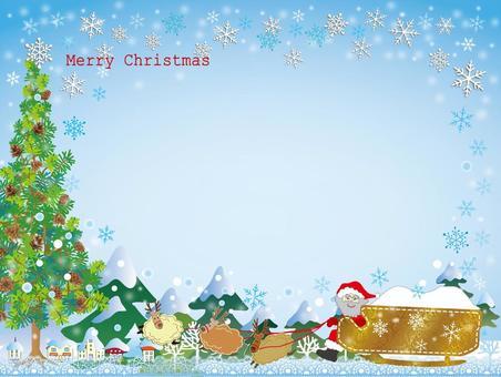 Christmas-frame 07