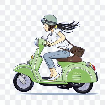 Scooter - 005
