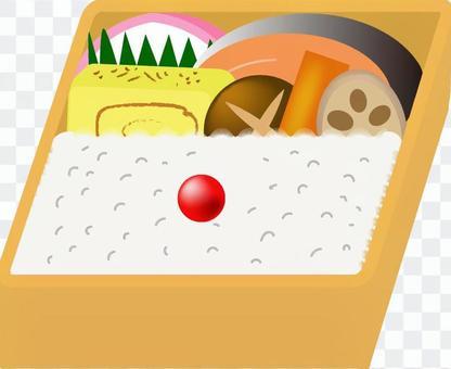 日式午餐盒