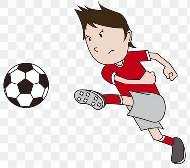 Soccer boy 5