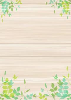 木框架14