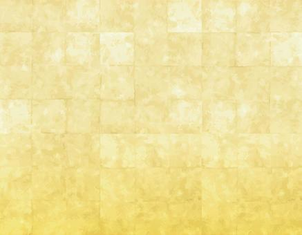 Japanese pattern Japanese style winter gold color folding screen background texture checker pattern
