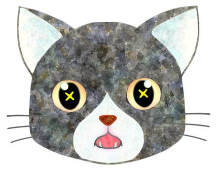 貓臉 6 弗萊門反應
