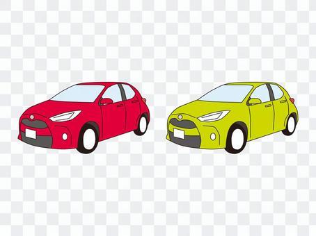 コンパクトカー