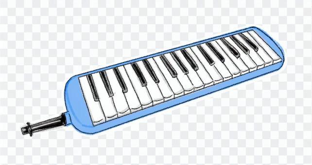 鍵盤口琴11(彩色)