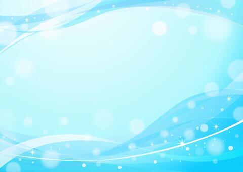風和光背景圖像藍色