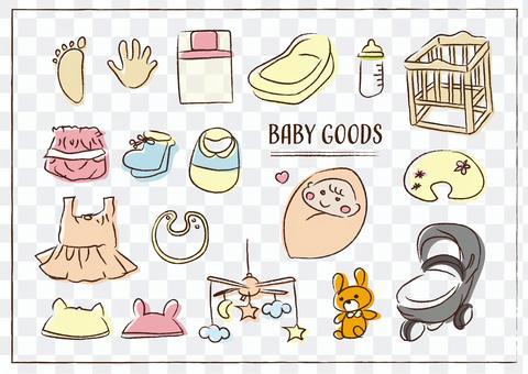 育兒套嬰兒用品